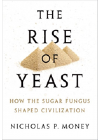 Obálka knihy  Rise of Yeast od Money Nicholas P. (Professor of Botany and Western Program Director at Miami University in Oxford Ohio), ISBN:  9780198749707