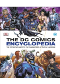 Obálka knihy  DC Comics Encyclopedia All-New Edition od DK, ISBN:  9780241232613