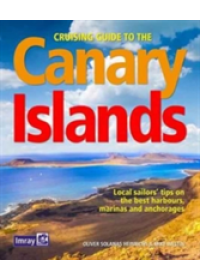 Obálka knihy  Cruising Guide to the Canary Islands od Heinrichs Oliver Solanas, ISBN:  9781846238475