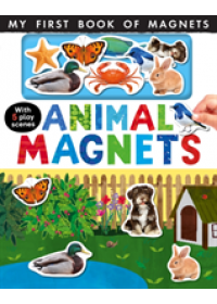 Obálka knihy  Animal Magnets od Edwards Nicola, ISBN:  9781848698475