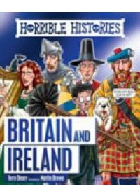 Obálka knihy  Horrible History of Britain and Ireland od Deary Terry, ISBN:  9781407181240