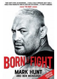 Obálka knihy  Born To Fight od Hunt Mark, ISBN:  9780751570298