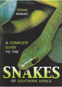 Obálka knihy  Complete Guide to the Snakes of Southern Africa od Marais Johan, ISBN:  9781868729326