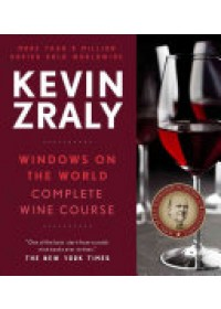 Obálka knihy  Kevin Zraly Windows on the World Complete Wine Course od Zraly Kevin, ISBN:  9781454921066