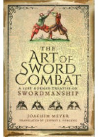 Obálka knihy  Art of Sword Combat od Meyer Joachim, ISBN:  9781473876750
