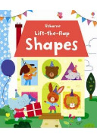 Obálka knihy  Lift the Flap Shapes od Brooks Felicity, ISBN:  9781409582519
