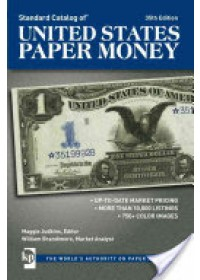 Obálka knihy  Standard Catalog of United States Paper Money od Judkins Maggie, ISBN:  9781440247088