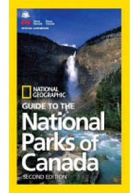 Obálka knihy  NG Guide to the National Parks of Canada, 2nd Edition od National Geographic, ISBN:  9781426217562