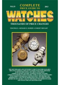 Obálka knihy  Complete Price Guide to Watches od Engle Tom, ISBN:  9780982948729