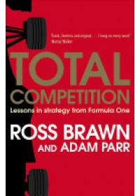 Obálka knihy  Total Competition od Brawn Ross, ISBN:  9781471162381