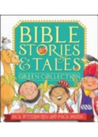 Obálka knihy  Bible Stories & Tales Green Collection od Butterworth Nick, ISBN:  9781781282908