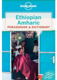 Obálka knihy  Lonely Planet Ethiopian Amharic Phrasebook & Dictionary od Lonely Planet, ISBN:  9781786573292
