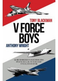 Obálka knihy  V Force Boys od Blackman Tony, ISBN:  9781910690383