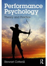 Obálka knihy  Performance Psychology od Cotterill Stewart, ISBN:  9781138831292