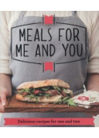 Obálka knihy  Meals for Me and You od Good Housekeeping Institute, ISBN:  9781909397569