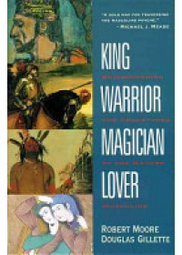 Obálka knihy  King, Warrior, Magician, Lover od Moore Robert L., ISBN:  9780062506061