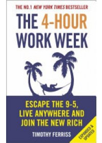 Obálka knihy  4-hour Work Week od Ferriss Timothy (Author), ISBN:  9780091929114