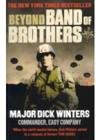 Obálka knihy  Beyond Band of Brothers od , ISBN:  9780091941581