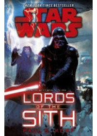 Obálka knihy  Star Wars: Lords of the Sith od Kemp Paul S., ISBN:  9780099542681