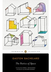 Obálka knihy  Poetics of Space od Bachelard Gaston, ISBN:  9780143107521