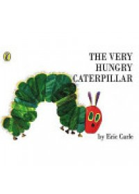 Obálka knihy  Very Hungry Caterpillar od Carle Eric, ISBN:  9780241003008