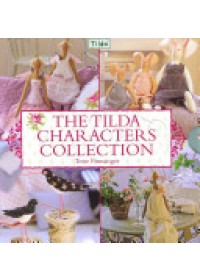 Obálka knihy  Tilda Characters Collection od Finnanger Tone, ISBN:  9780715338155
