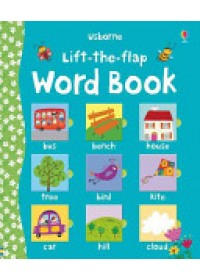 Obálka knihy  Lift the Flap Word Book od Felicity Brooks, ISBN:  9780746099155