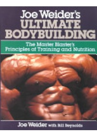 Obálka knihy  Joe Weider's Ultimate Bodybuilding od Weider Joe, ISBN:  9780809247158
