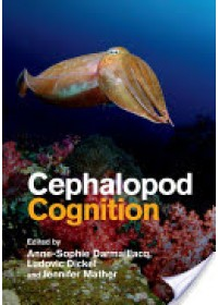 Obálka knihy  Cephalopod Cognition od Darmaillacq Dr. Anne-Sophie, ISBN:  9781107015562