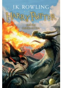 Obálka knihy  Harry Potter and the Goblet of Fire od Rowling J K, ISBN:  9781408855683