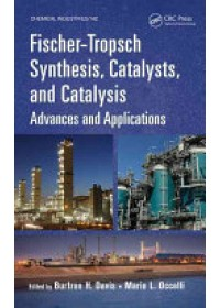 Obálka knihy  Fischer-Tropsch Synthesis, Catalysts, and Catalysis od Davis Burtron H., ISBN:  9781466555297