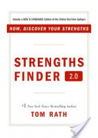 Obálka knihy  Strengths Finder 2.0 od Rath Tom, ISBN:  9781595620156