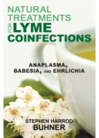 Obálka knihy  Natural Treatments for Lyme Coinfections od Buhner Stephen Harrod, ISBN:  9781620552582