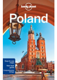 Obálka knihy  Lonely Planet Poland od Lonely Planet, ISBN:  9781742207544