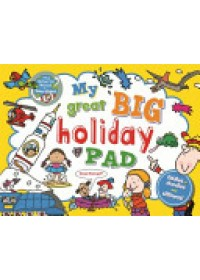 Obálka knihy  My Great Big Holiday Pad od Abbott Simon, ISBN:  9781783252657
