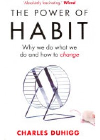 Obálka knihy  Power of Habit od Duhigg Charles, ISBN:  9781847946249