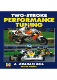 Obálka knihy  Two-stroke Performance Tuning od Bell A. Graham, ISBN:  9781859606193