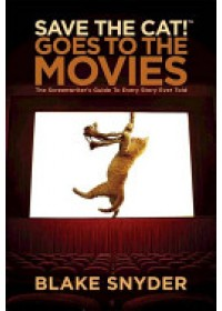 Obálka knihy  Save the Cat! Goes to the Movies od Snyder Blake, ISBN:  9781932907353