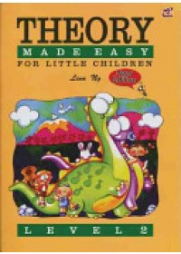 Obálka knihy  Theory Made Easy for Little Children od Ng Lina, ISBN:  9789679854459