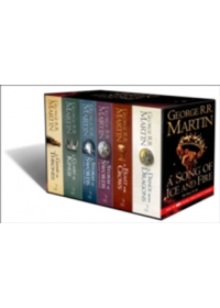 Obálka knihy  Song of Ice and Fire - A Game of Thrones: The Story Continues [Export only] od Martin George R. R., ISBN:  9780007477166