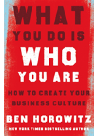 Obálka knihy  What You Do Is Who You Are od Horowitz Ben, ISBN:  9780008356118