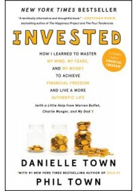 Obálka knihy  Invested od Town Danielle, ISBN:  9780062672643