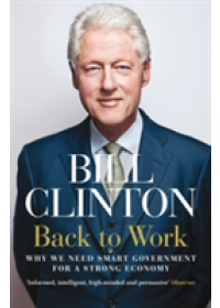 Obálka knihy  Back to Work od Clinton President Bill, ISBN:  9780099574385