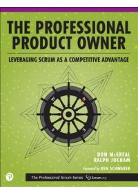Obálka knihy  Professional Product Owner od McGreal Don, ISBN:  9780134686479
