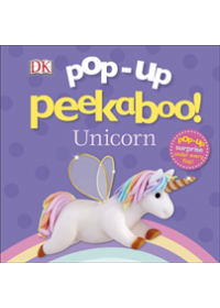 Obálka knihy  Pop-Up Peekaboo! Unicorn od DK, ISBN:  9780241373323