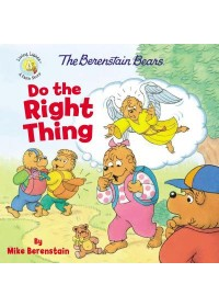 Obálka knihy  Berenstain Bears Do the Right Thing od Berenstain Mike, ISBN:  9780310763628
