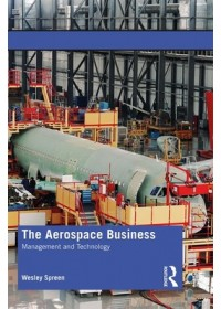 Obálka knihy  Aerospace Business od Spreen Wesley, ISBN:  9780367280581