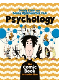 Obálka knihy  Psychology: The Comic Book Introduction od Oppenheimer Danny, ISBN:  9780393351958