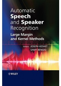 Obálka knihy  Automatic Speech and Speaker Recognition od , ISBN:  9780470696835