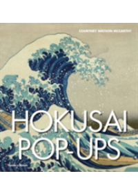 Obálka knihy  Hokusai Pop-Ups od Watson McCarthy Courtney, ISBN:  9780500518847
